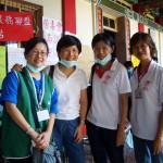 88聯盟專家組組長:台灣大學學務長 馮燕教授