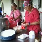 阿里山有機園區 – 醬筍加工料理課程