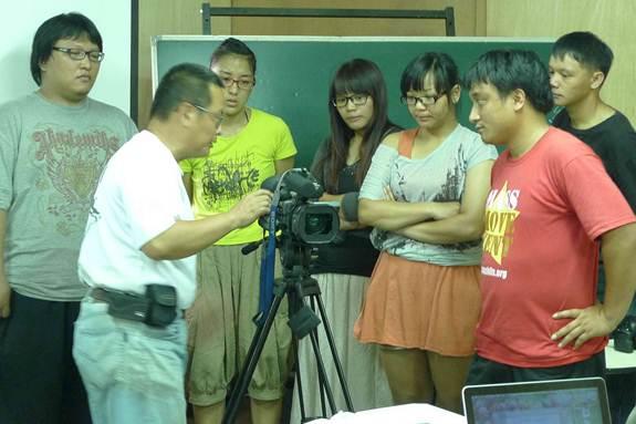 影像記錄課程,首先要認識相機的功能