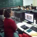 與寶來國中協辦電腦學習班